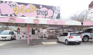 Classic Malt Shop 1958 Weatherford, Texas